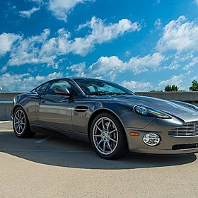 2004 Aston Martin Vanquish for sale 100786804