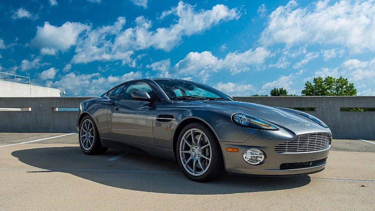Aston Martin Vanquish For Sale Near Allentown New Jersey - 2004 aston martin