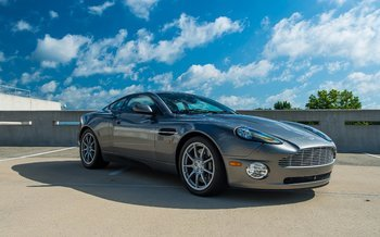 Aston Martin Vanquish Classics For Sale Classics On Autotrader - Aston martin vanquish 2006 for sale