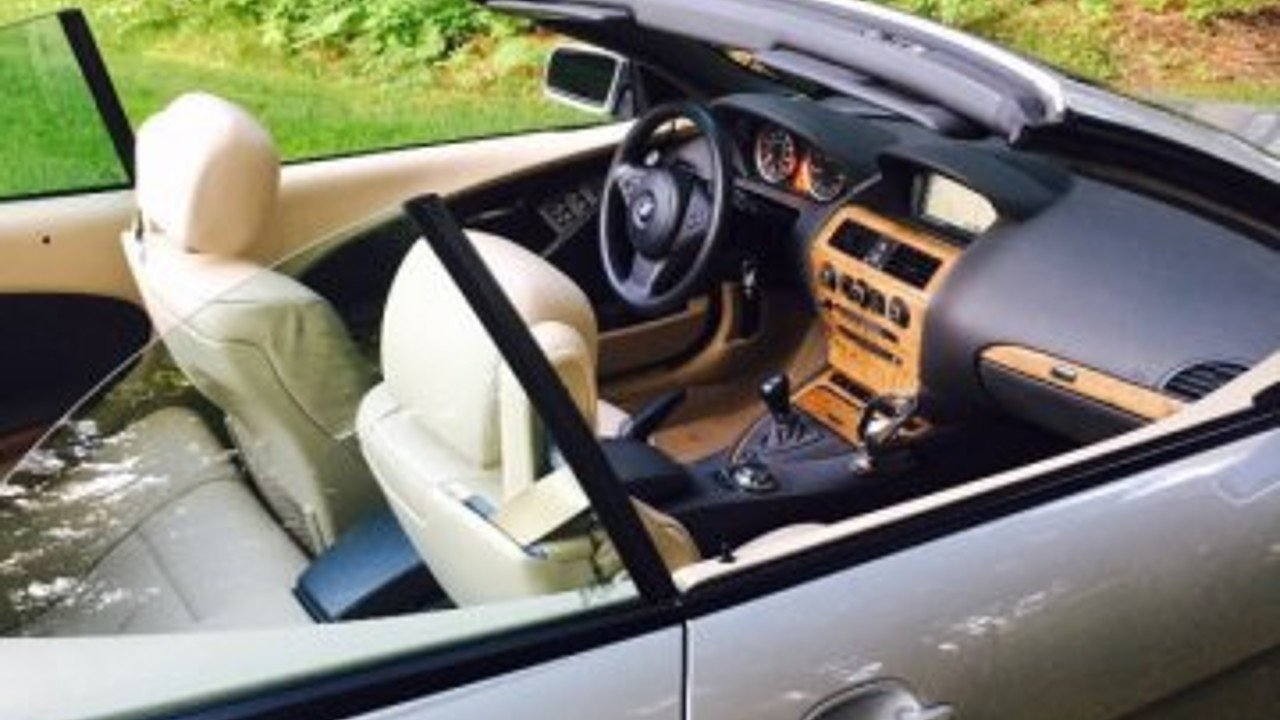 BMW Ci Convertible For Sale Near Riverhead New York - 2004 bmw 645 convertible for sale