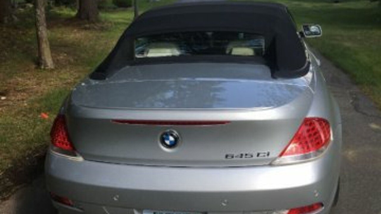 BMW Ci Convertible For Sale Near Riverhead New York - 2004 bmw 645ci convertible for sale