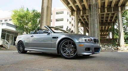 2004 BMW M3 Convertible for sale 100783077