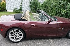2004 BMW Z4 3.0i Roadster for sale 100780624