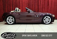 2004 BMW Z4 3.0i Roadster for sale 100787044