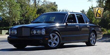 2004 Bentley Arnage T for sale 100830722