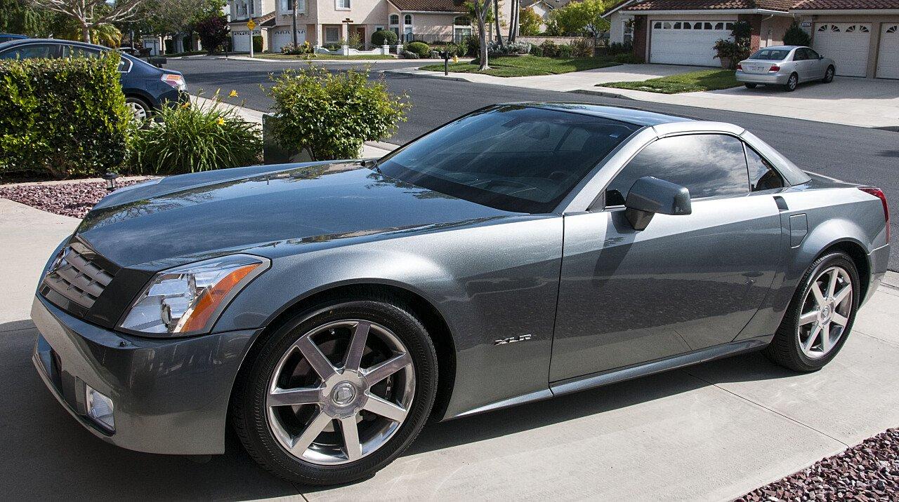 2004 Cadillac XLR for sale 100863918
