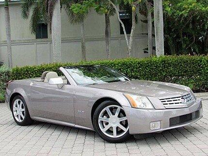 2004 Cadillac XLR for sale 100926436