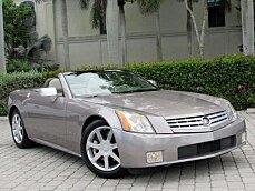 2004 Cadillac XLR for sale 100991436