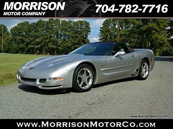 2004 Chevrolet Corvette Convertible for sale 100784298