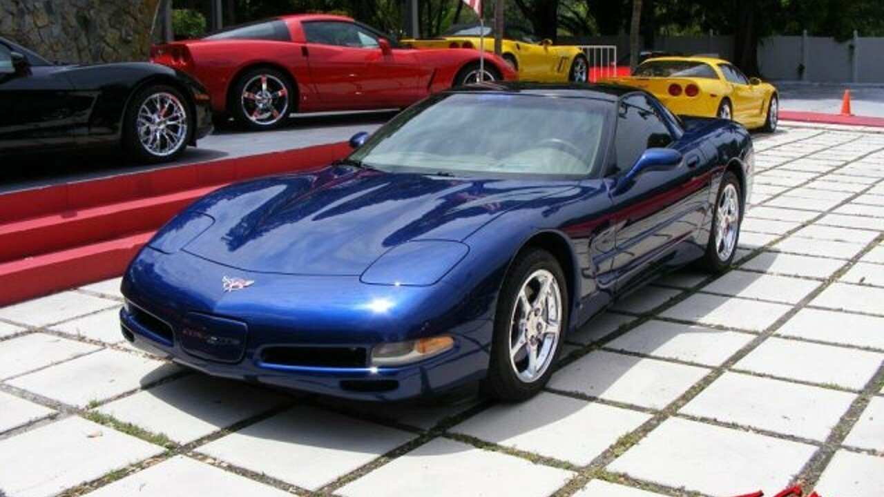 2004 Chevrolet Corvette Coupe for sale 100887198