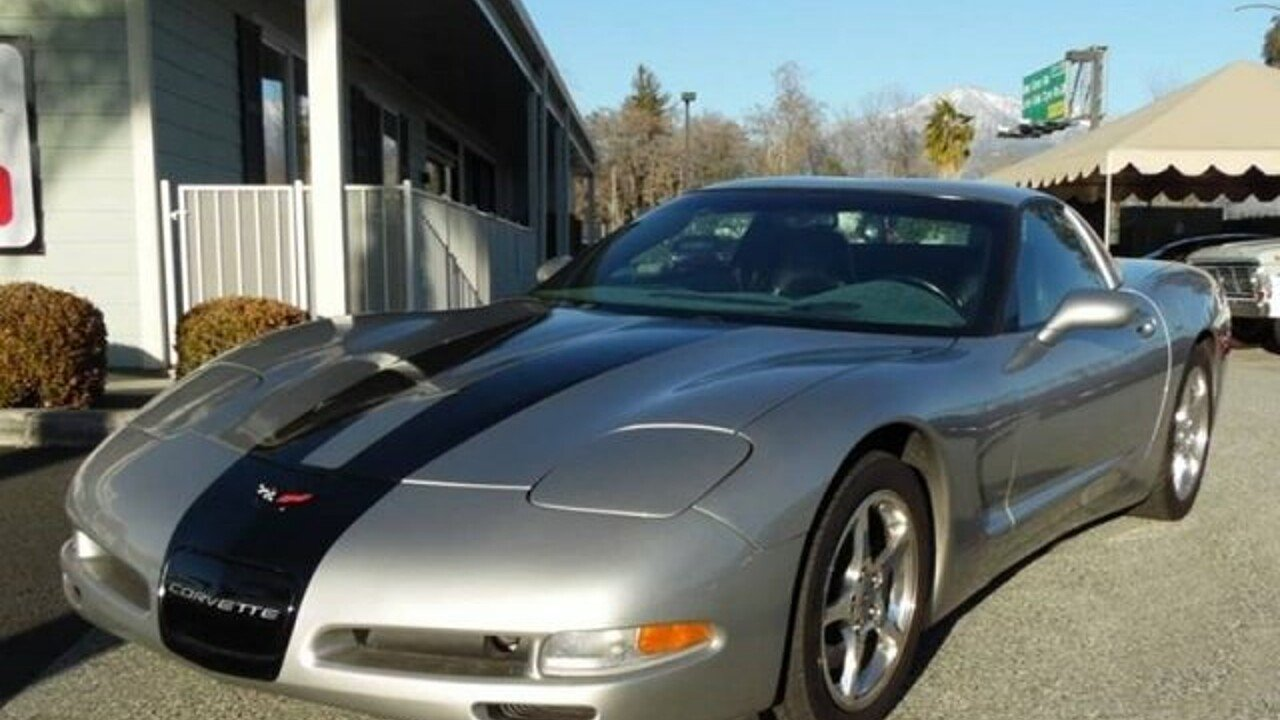 2004 Chevrolet Corvette Coupe for sale 100888760