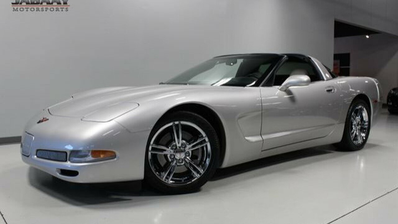 2004 Chevrolet Corvette Coupe for sale 100904678