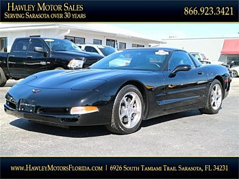 2004 Chevrolet Corvette Coupe for sale 100913769