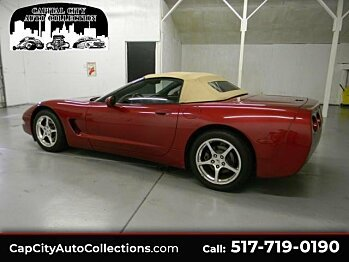 2004 Chevrolet Corvette Convertible for sale 101028946