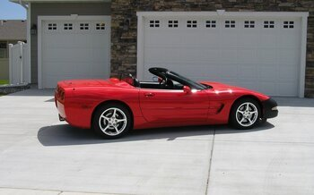 2004 Chevrolet Corvette Convertible for sale 100777182