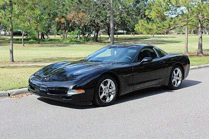 2004 Chevrolet Corvette Coupe for sale 100853676
