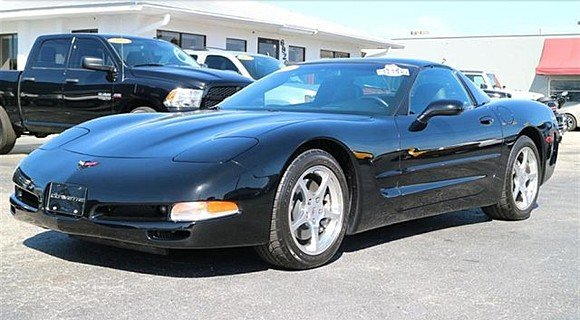 2004 Chevrolet Corvette Coupe for sale 100913769