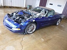 2004 Chevrolet Corvette Convertible for sale 100924366