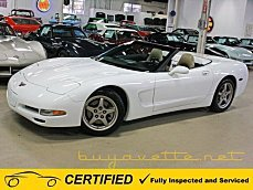 2004 Chevrolet Corvette Convertible for sale 100927186