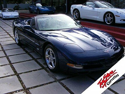 2004 Chevrolet Corvette Convertible for sale 100934666