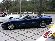 2004 Chevrolet Corvette Convertible for sale 100950856