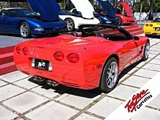 2004 Chevrolet Corvette Convertible for sale 100958005