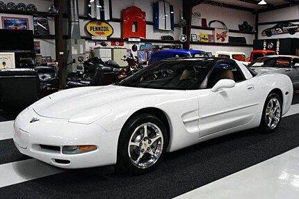 2004 Chevrolet Corvette Coupe for sale 100977489
