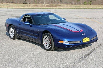 2004 Chevrolet Corvette Z06 Coupe for sale 100984329