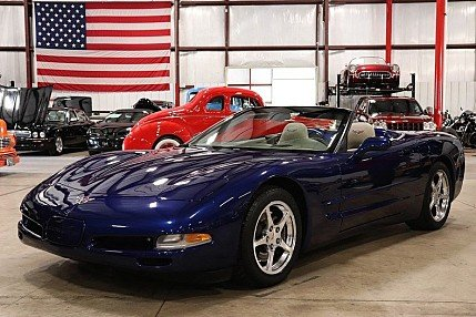 2004 Chevrolet Corvette Convertible for sale 101010109