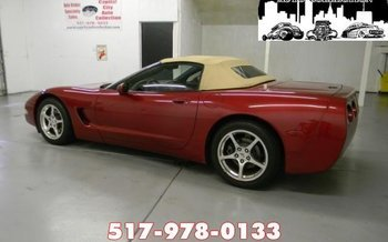 2004 Chevrolet Corvette Convertible for sale 101028946