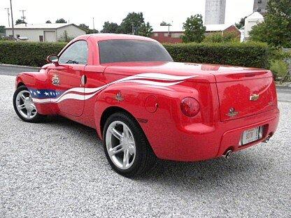 2004 Chevrolet SSR for sale 100727623