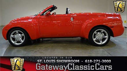 2004 Chevrolet SSR for sale 100822612