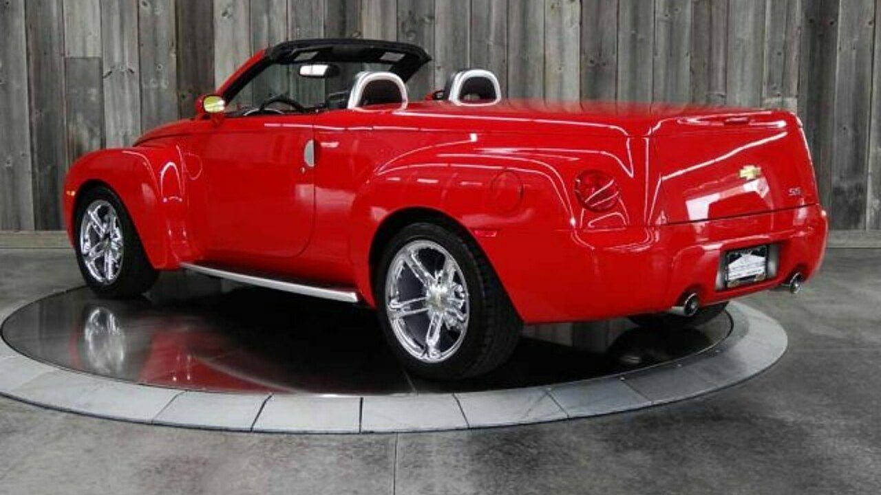 2004 Chevrolet SSR for sale 100914295