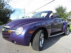 2004 Chevrolet SSR for sale 100917334