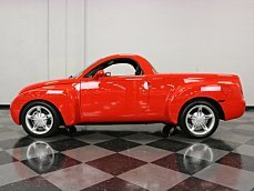 2004 Chevrolet SSR for sale 100940721