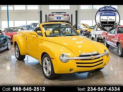 2004 Chevrolet SSR for sale 100987947