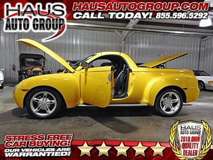 2004 Chevrolet SSR for sale 100996264
