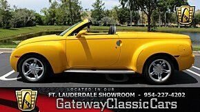 2004 Chevrolet SSR for sale 101007084