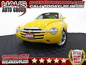 2004 Chevrolet SSR for sale 101011577