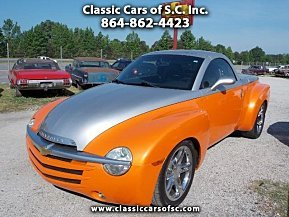 2004 Chevrolet SSR for sale 101017323