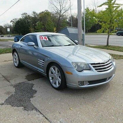 2004 Chrysler Crossfire Coupe for sale 100816284