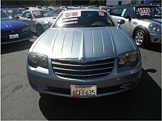 2004 Chrysler Crossfire Coupe for sale 100886291