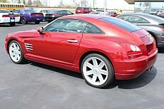 2004 Chrysler Crossfire Coupe for sale 100923356