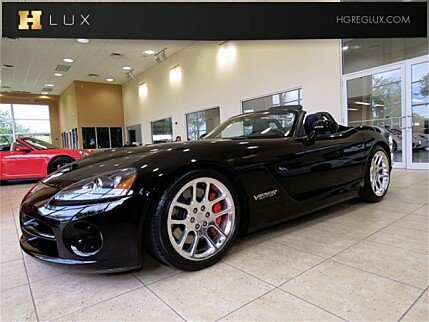 2004 Dodge Viper SRT-10 Convertible for sale 100885011
