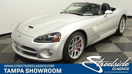 2004 Dodge Viper for sale 100979237