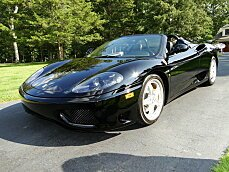 2004 Ferrari 360 Spider for sale 100898694