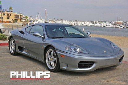 2004 Ferrari 360 Modena for sale 101027104