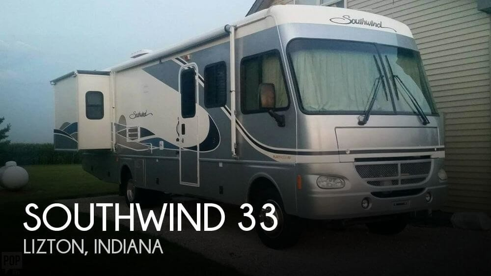 Fleetwood Southwind Rvs For Sale Rvs On Autotrader