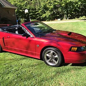 2004 Ford Mustang GT Convertible for sale 100796434