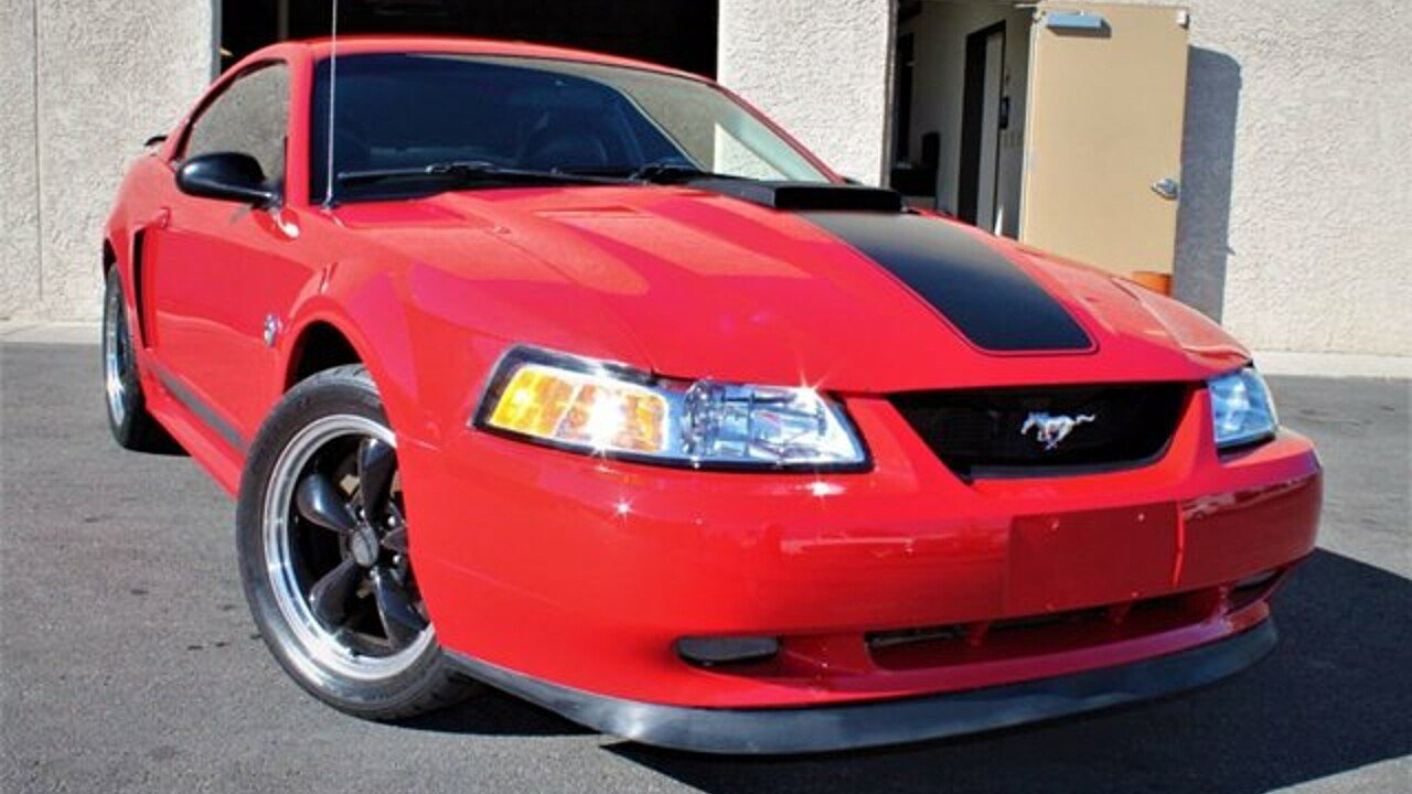2004 Ford Mustang Mach 1 Coupe for sale 100924220